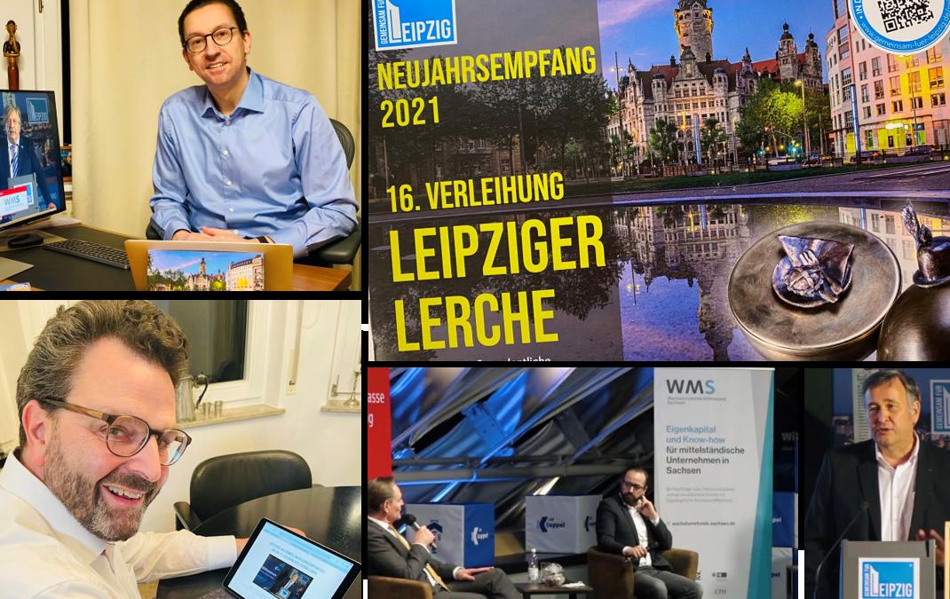 WMS als Sponsor bei der Leipziger Lerche