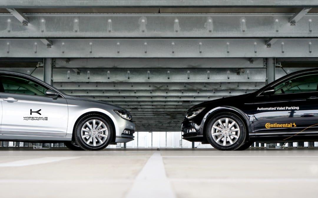 Folgeinvestment: Kopernikus Automotive GmbH