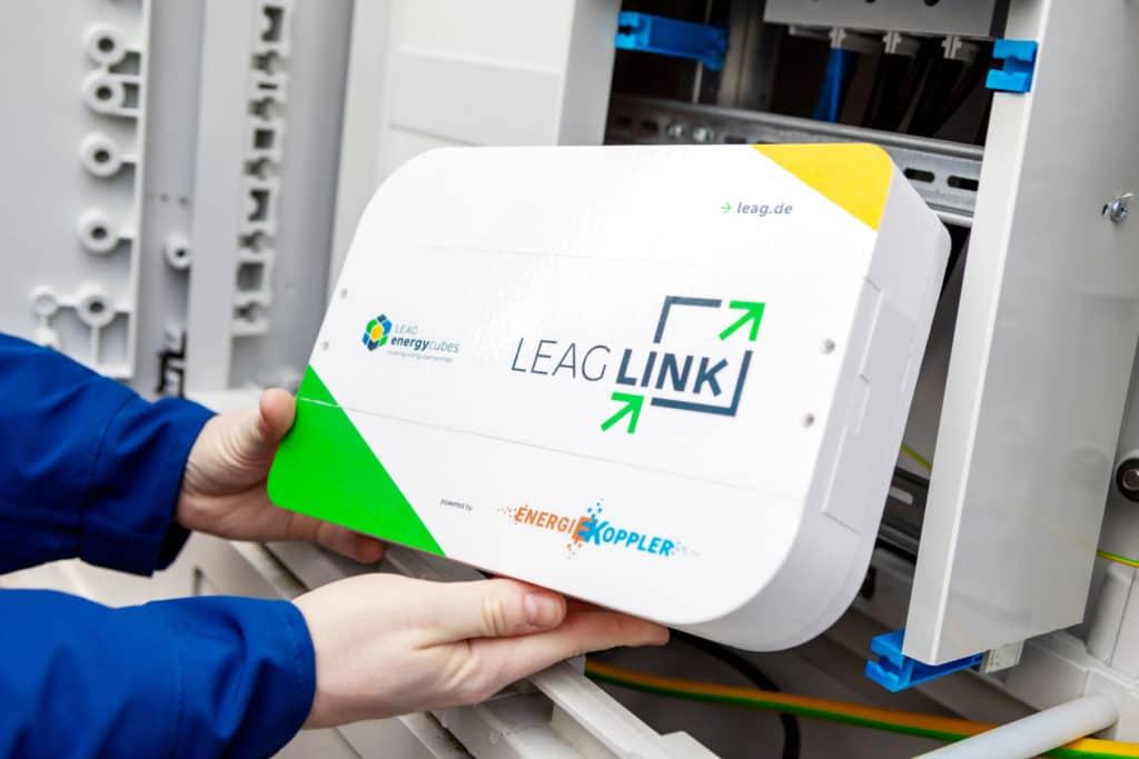 Neues Investment: DieEnergiekoppler GmbH